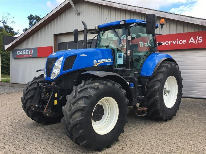 Traktor tip New Holland T 7.270 Auto Command., Gebrauchtmaschine in Spøttrup (Poză 1)