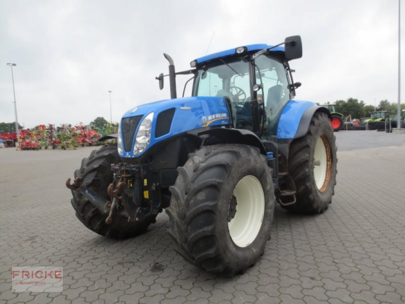 Traktor tip New Holland T 7.270 AUTO COMMAND, Gebrauchtmaschine in Bockel - Gyhum (Poză 1)