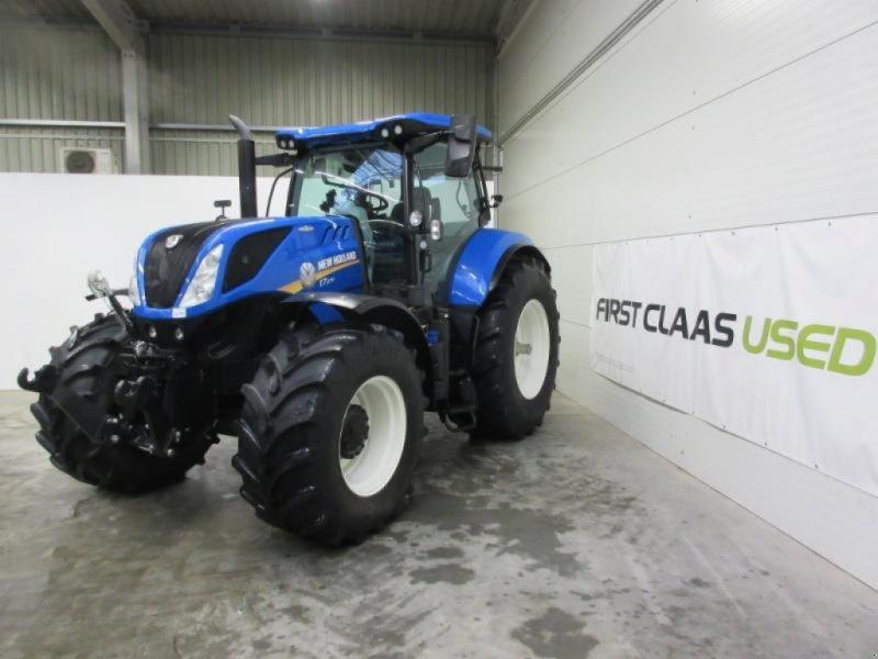 Traktor des Typs New Holland T 7.270 AutoCommand, Gebrauchtmaschine in Molbergen (Bild 1)