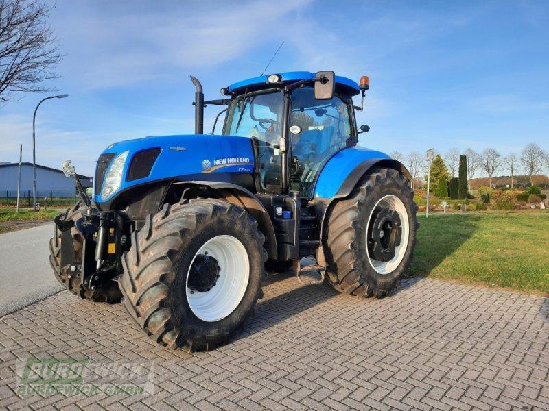 Traktor des Typs New Holland T 7.270 Autocommand, Gebrauchtmaschine in Lamstedt (Bild 1)