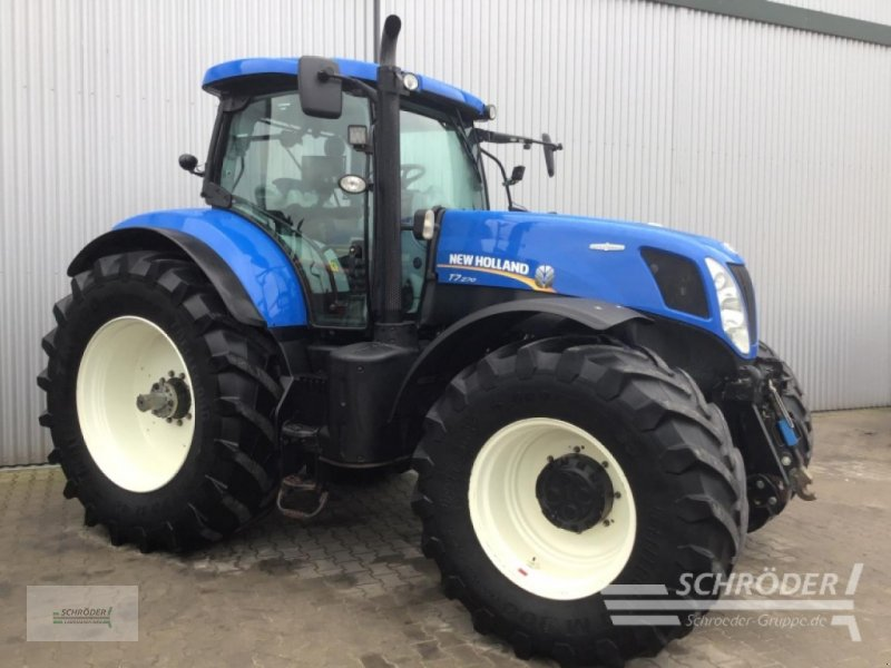 Traktor tip New Holland T 7.270 AutoCommand, Gebrauchtmaschine in Wildeshausen (Poză 1)