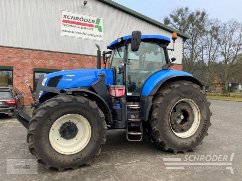 Traktor tip New Holland T 7.270 AutoCommand, Gebrauchtmaschine in Friedland (Poză 1)