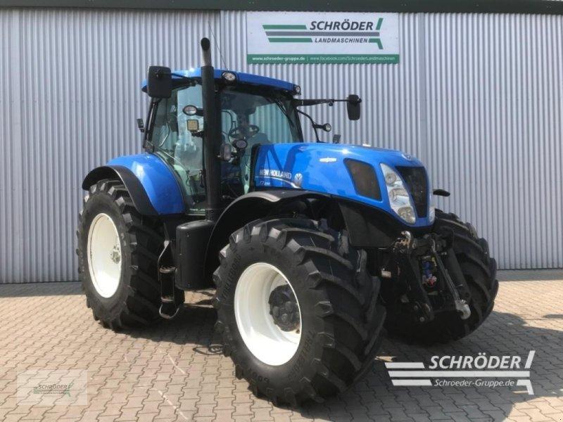 Traktor типа New Holland T 7.270 AUTOCOMMAND, Gebrauchtmaschine в Wildeshausen (Фотография 1)