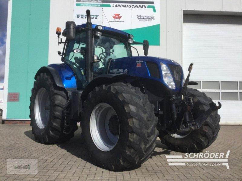 Traktor des Typs New Holland T 7.270 BLUE POWER, Gebrauchtmaschine in Norden (Bild 1)