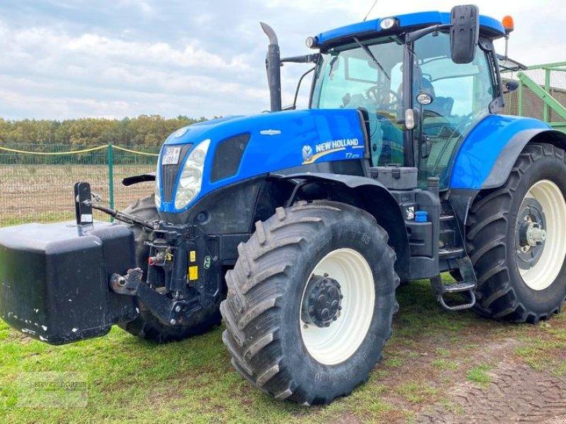 Traktor типа New Holland T 7.270, Gebrauchtmaschine в Sieversdorf (Фотография 1)