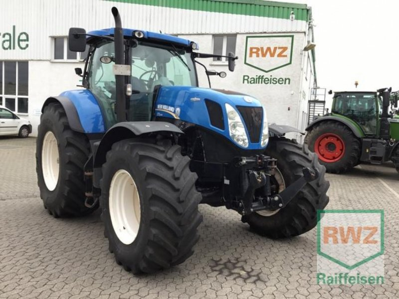 Traktor tip New Holland T 7.270, Gebrauchtmaschine in Kruft (Poză 1)
