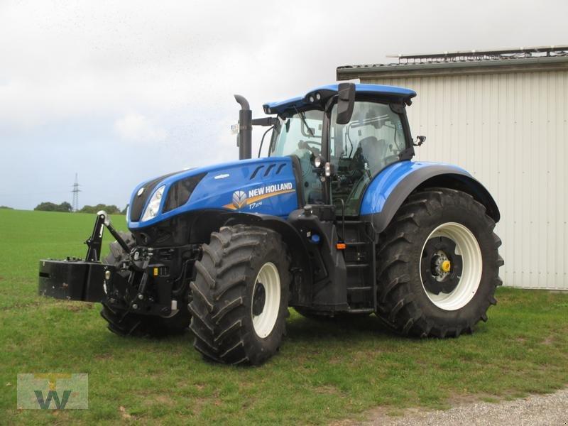 Traktor des Typs New Holland T 7.275 HD, Vorführmaschine in Gleschendorf (Bild 1)