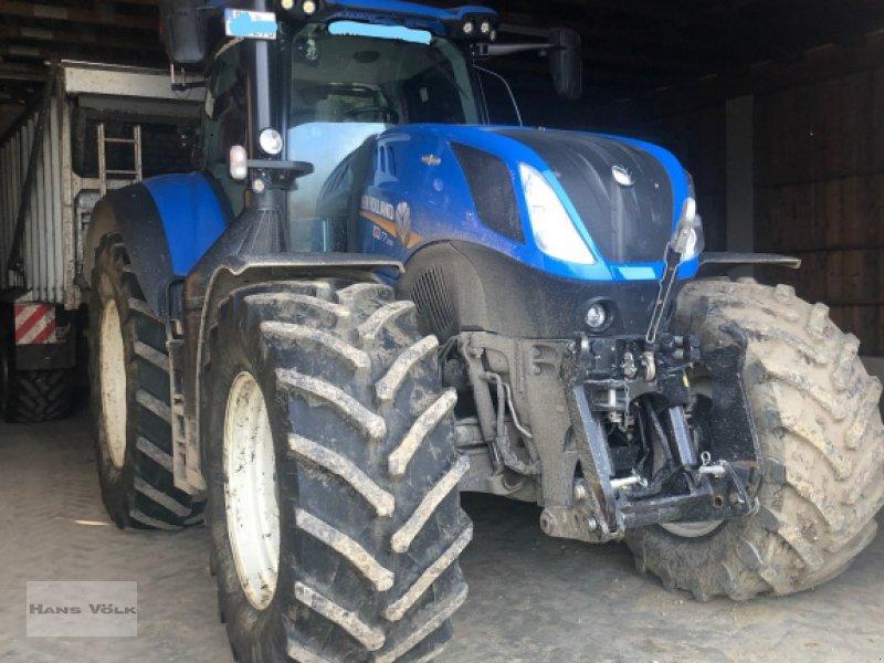 Traktor des Typs New Holland T 7.290 HD, Gebrauchtmaschine in Soyen (Bild 1)