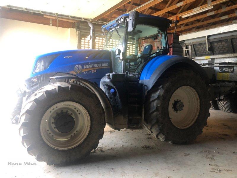 Traktor des Typs New Holland T 7.290 HD, Gebrauchtmaschine in Soyen (Bild 2)