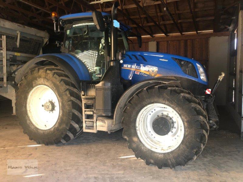 Traktor des Typs New Holland T 7.290 HD, Gebrauchtmaschine in Soyen (Bild 3)