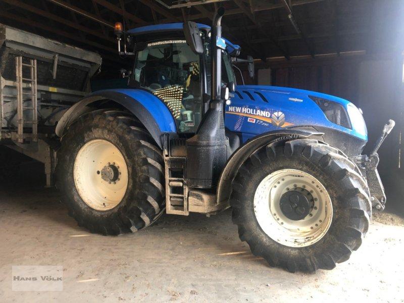 Traktor des Typs New Holland T 7.290 HD, Gebrauchtmaschine in Soyen (Bild 4)