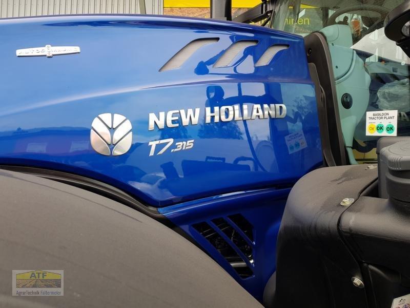 Traktor des Typs New Holland T 7.315 AC Blue Power, Neumaschine in Teublitz (Bild 8)
