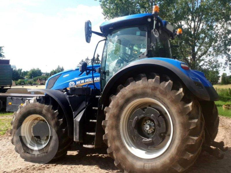 Traktor des Typs New Holland T 7.315 AC HD, Gebrauchtmaschine in Dedelow (Bild 3)