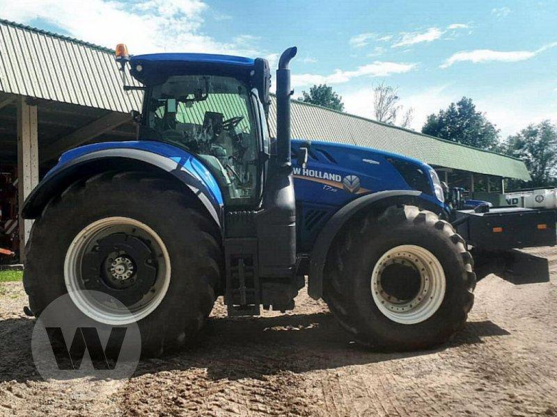 Traktor des Typs New Holland T 7.315 AC HD, Gebrauchtmaschine in Dedelow (Bild 4)