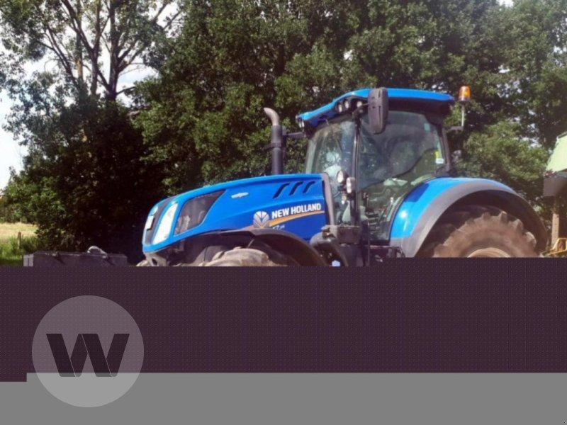 Traktor des Typs New Holland T 7.315 AC HD, Gebrauchtmaschine in Dedelow (Bild 2)
