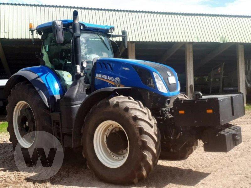 Traktor des Typs New Holland T 7.315 AC HD, Gebrauchtmaschine in Dedelow (Bild 1)