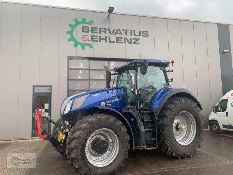 Traktor des Typs New Holland T 7.315 AC, Gebrauchtmaschine in Rittersdorf (Bild 1)