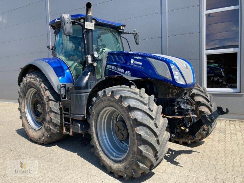 Traktor типа New Holland T 7.315 AC, Gebrauchtmaschine в Neuhof - Dorfborn (Фотография 1)