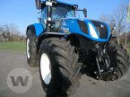 Traktor des Typs New Holland T 7.315 AC in Niebüll
