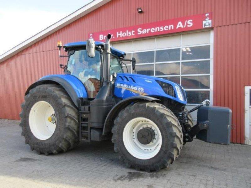 Traktor des Typs New Holland T 7.315, Gebrauchtmaschine in Ribe (Bild 1)