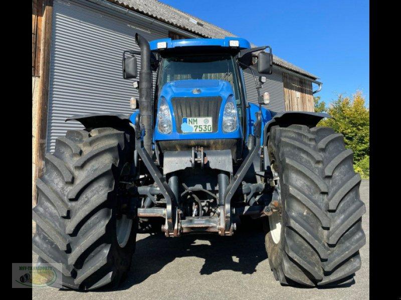 Traktor des Typs New Holland T 7530, Gebrauchtmaschine in Velburg (Bild 1)
