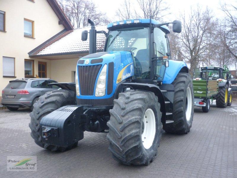 Traktor a típus New Holland T 8020, Gebrauchtmaschine ekkor: 91257 Pegnitz-Bronn (Kép 1)