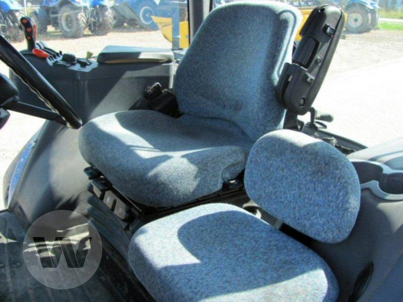 Traktor des Typs New Holland T 8040, Gebrauchtmaschine in Kleeth (Bild 6)