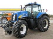 Traktor des Typs New Holland T 8040, Gebrauchtmaschine in Kleeth