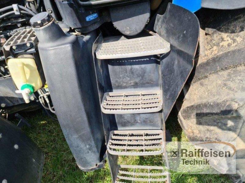 Traktor des Typs New Holland T 8040, Gebrauchtmaschine in Kruckow (Bild 7)