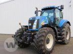 Traktor des Typs New Holland T 8050 in Jördenstorf
