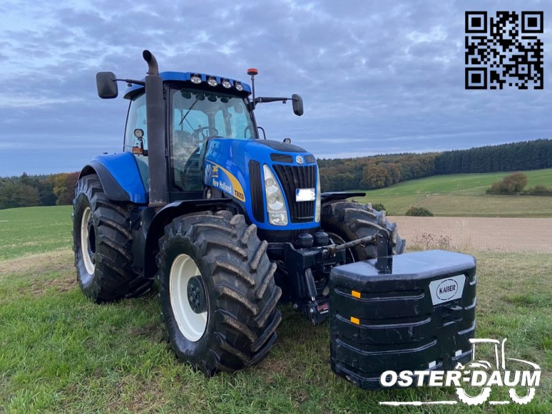Traktor des Typs New Holland T 8050, Gebrauchtmaschine in Kaisersesch (Bild 1)