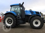 Traktor des Typs New Holland T 8.380 AC in Jördenstorf