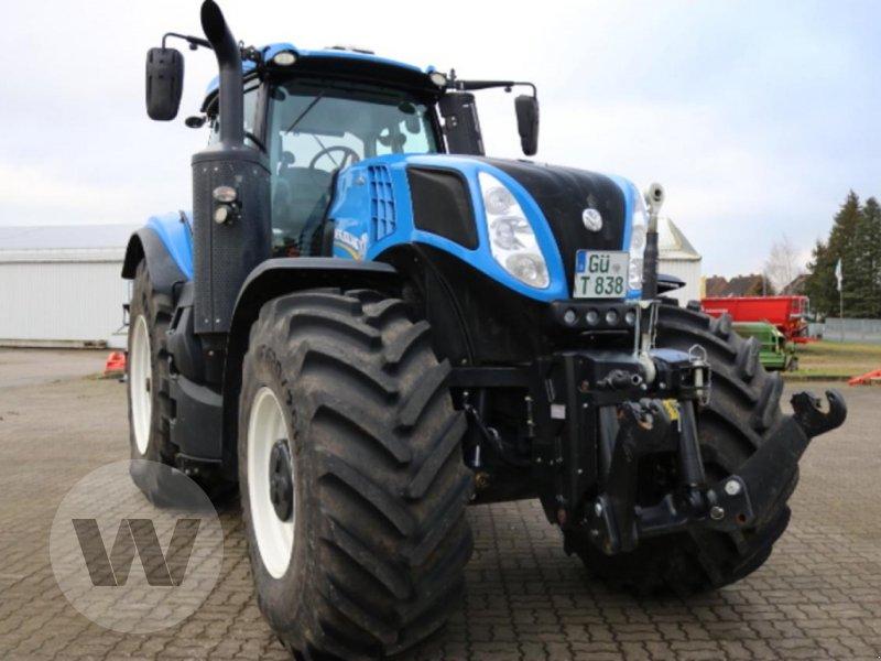 Traktor des Typs New Holland T 8.380 AC, Gebrauchtmaschine in Bützow (Bild 3)