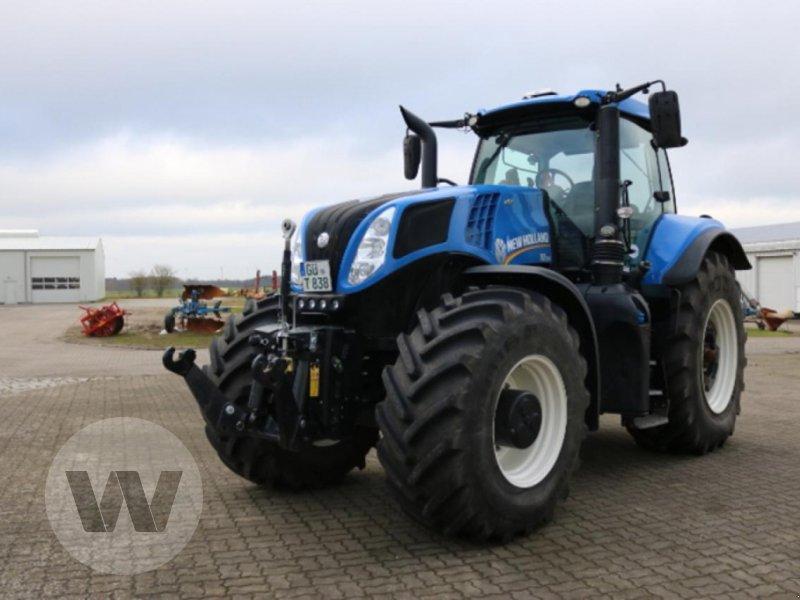 Traktor des Typs New Holland T 8.380 AC, Gebrauchtmaschine in Bützow (Bild 2)