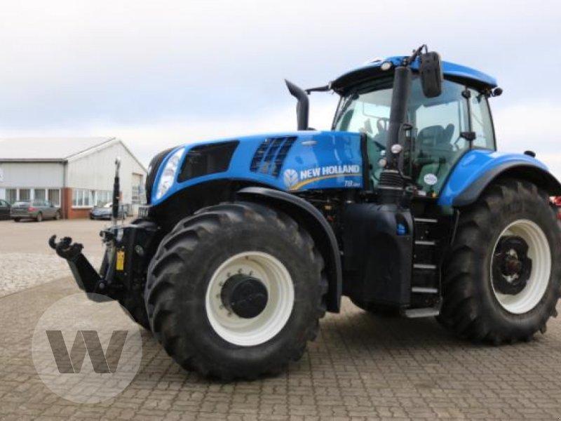 Traktor des Typs New Holland T 8.380 AC, Gebrauchtmaschine in Bützow (Bild 1)