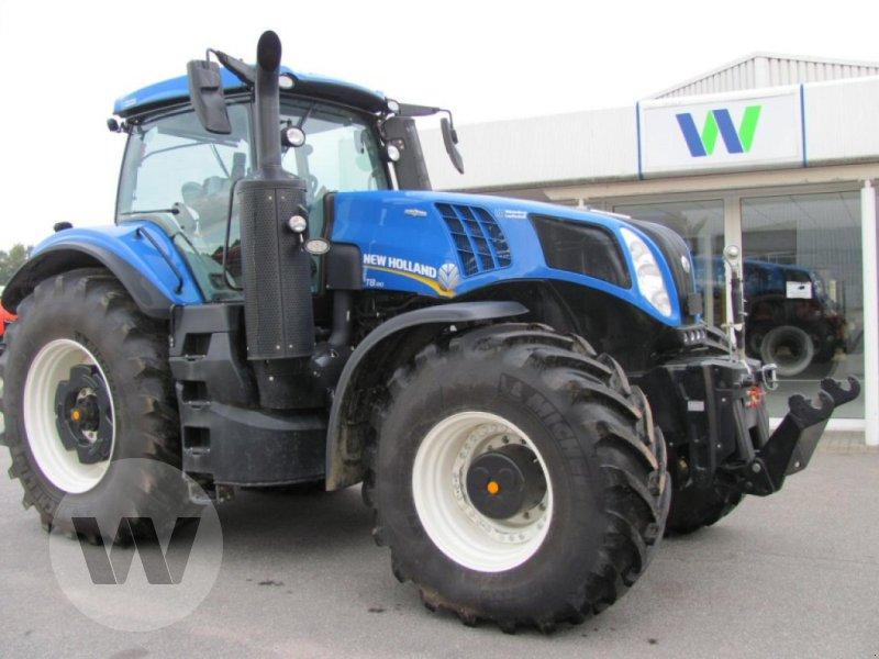 Traktor des Typs New Holland T 8.410 AC, Neumaschine in Bützow (Bild 2)