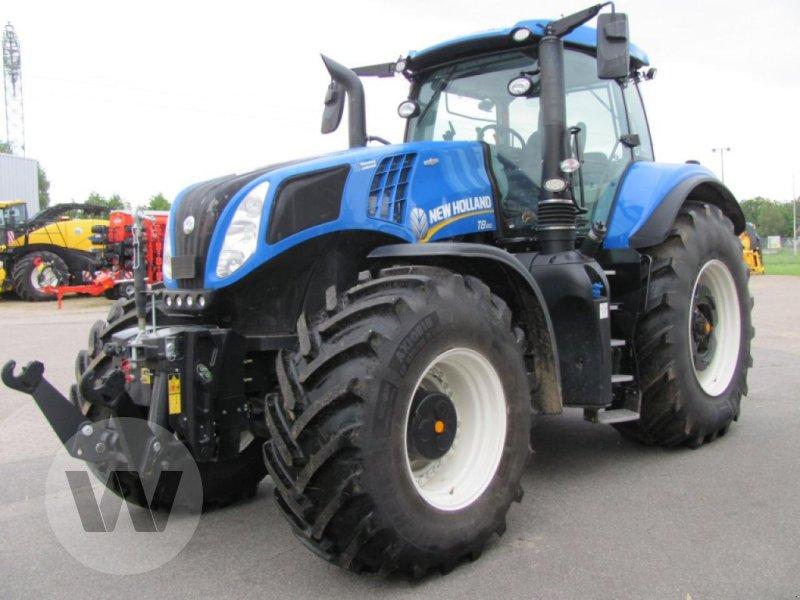 Traktor des Typs New Holland T 8.410 AC, Neumaschine in Bützow (Bild 1)