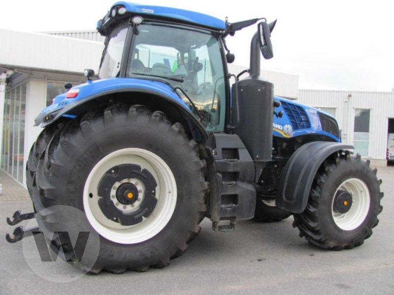 Traktor des Typs New Holland T 8.410 AC, Neumaschine in Bützow (Bild 4)