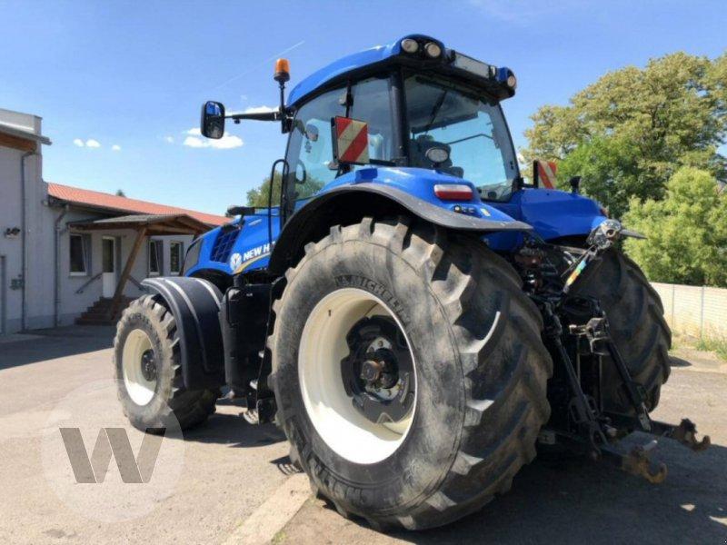 Traktor des Typs New Holland T 8.420 AC, Gebrauchtmaschine in Dedelow (Bild 3)