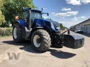 Traktor des Typs New Holland T 8.420 AC, Gebrauchtmaschine in Dedelow