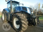 Traktor des Typs New Holland T 8.420 AC in Niebüll