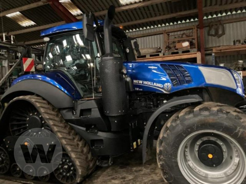 Traktor des Typs New Holland T 8.435 AC, Neumaschine in Kleeth (Bild 1)