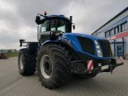 Traktor des Typs New Holland T 9.560 in Mühlengeez