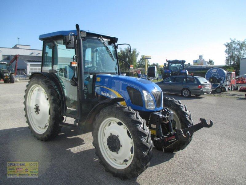 Traktor des Typs New Holland T4020 DeLuxe & Supersteer, Gebrauchtmaschine in Eferding (Bild 2)