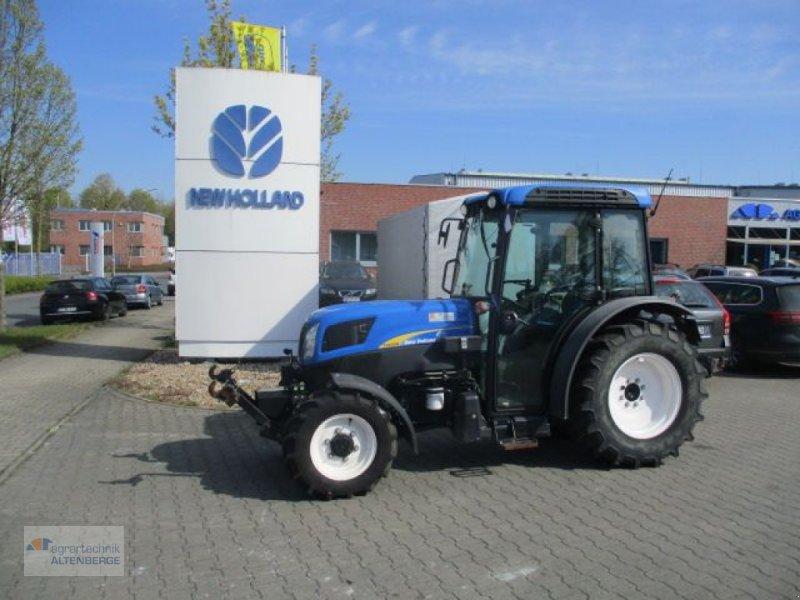 Traktor des Typs New Holland T4030 N SuperSteer, Gebrauchtmaschine in Altenberge (Bild 1)