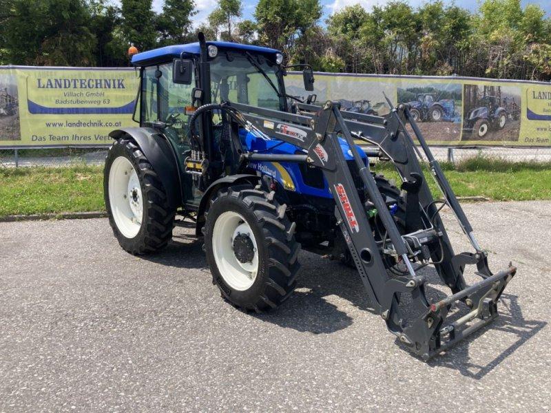 Traktor des Typs New Holland T4050 DeLuxe, Gebrauchtmaschine in Villach (Bild 1)