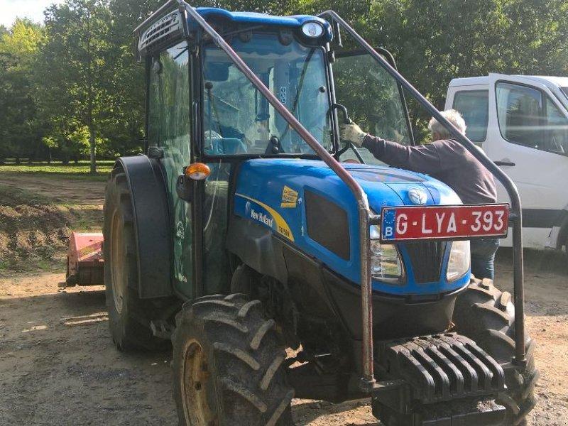 Traktor des Typs New Holland T4050 N, Gebrauchtmaschine in Ste Catherine (Bild 1)