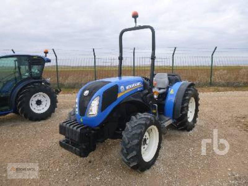 Traktor del tipo New Holland T4.100FB, Gebrauchtmaschine en Ocana (Imagen 1)