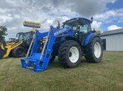 Traktor типа New Holland T4.105 Dual Command. Frontlæsser. Fron PTO, Gebrauchtmaschine в Rønnede