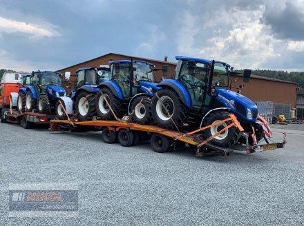 Traktor des Typs New Holland T4.55 & 75 - Ausstellungsmaschinen, Neumaschine in Lichtenfels (Bild 4)